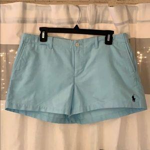 🌸Blue Ralph Lauren shorts